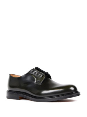 Church's: lace-ups shoes online - Shannon military leather lace-ups