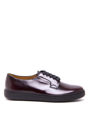 Church's: lace-ups shoes - Padfield polished Derby shoes