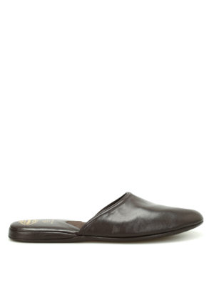 Church's: Loafers & Slippers - Air Travel Persian leather slippers