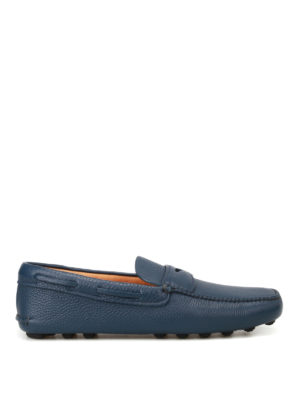 Church's: Loafers & Slippers - Luigi hammered leather loafers