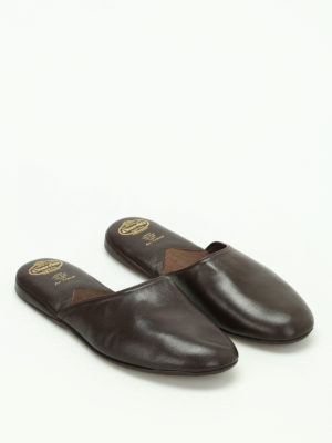 Church's: Loafers & Slippers online - Air Travel Persian leather slippers