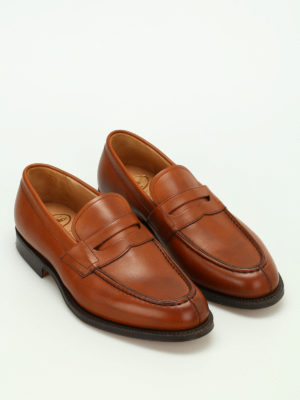 Church's: Loafers & Slippers online - Darwin Nevada calf leather loafers