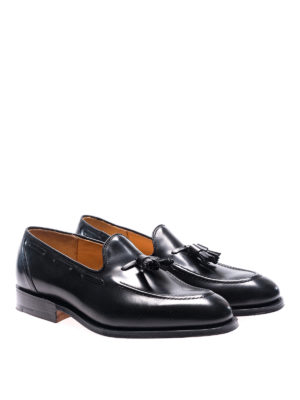 Church's: Loafers & Slippers online - Kingsley 2 black tassel loafers