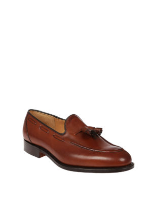 Church's: Loafers & Slippers online - Kingsley 2 walnut tassel loafers