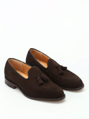 Church's: Loafers & Slippers online - Kingsley suede loafers