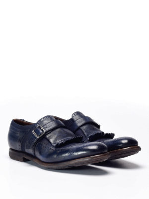 Church's: Loafers & Slippers online - Leather monk-strap