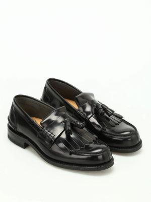 Church's: Loafers & Slippers online - Oreham fringed loafers