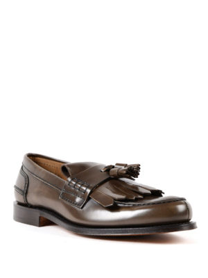 Church's: Loafers & Slippers online - Oreham leather loafers
