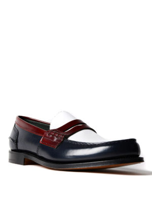 Church's: Loafers & Slippers online - Pembrey polished leather loafers