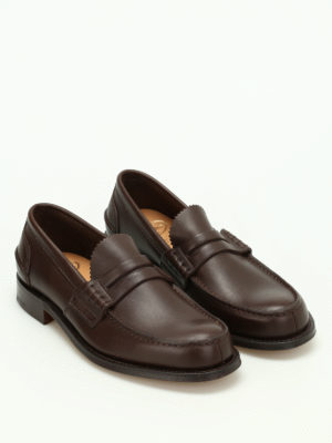 Church's: Loafers & Slippers online - Pembrey Prestige leather loafers