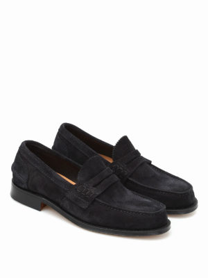 Church's: Loafers & Slippers online - Pembrey suede loafers