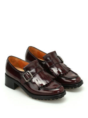 Church's: Loafers & Slippers online - Pilar heeled loafers