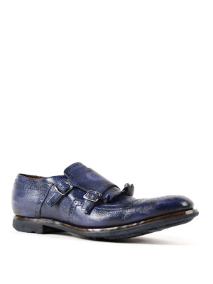 Church's: Loafers & Slippers online - Shangai 10 used effect monk straps
