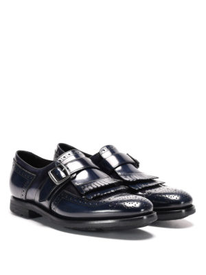 Church's: Loafers & Slippers online - Shangai leather loafers