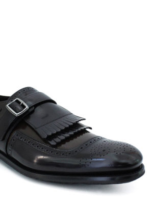Church's: Loafers & Slippers online - Shanghai two-tone leather loafers