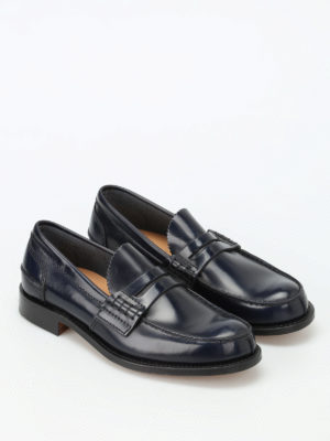 Church's: Loafers & Slippers online - Tunbridge leather loafers