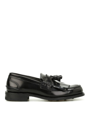 Church's: Loafers & Slippers - Oreham fringed loafers