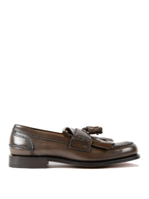 Church's: Loafers & Slippers - Oreham leather loafers