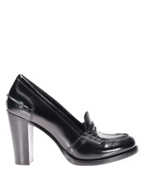 Church's: Loafers & Slippers - Patent leather Pembrey loafers