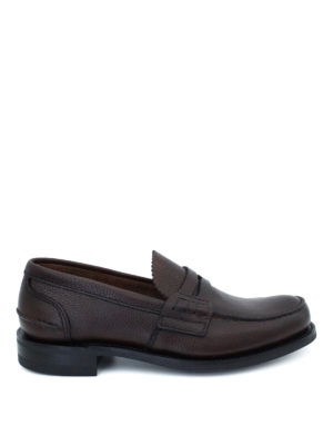 Church's: Loafers & Slippers - Pembrey grain leather loafers