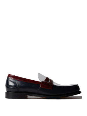 Church's: Loafers & Slippers - Pembrey polished leather loafers