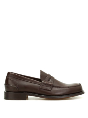 Church's: Loafers & Slippers - Pembrey Prestige leather loafers