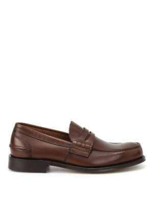 Church's: Loafers & Slippers - Pembrey suede loafers
