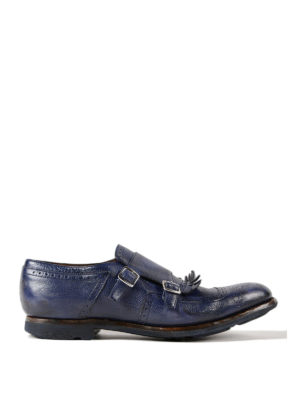 Church's: Loafers & Slippers - Shangai 10 used effect monk straps