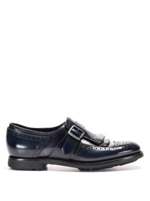 Church's: Loafers & Slippers - Shangai leather loafers