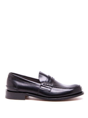Church's: Loafers & Slippers - Tunbridge leather loafers