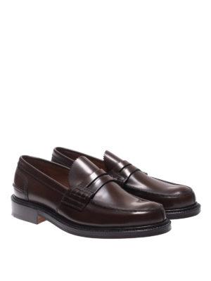 CHURCH'S: Mocassini e slippers online - Mocassini Willenhall  bookbinder marroni