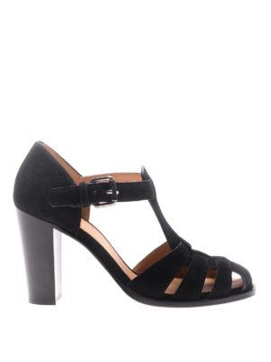 Church's: sandals - Kelsey 2 suede sandals