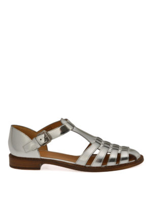 Church's: sandals - Kelsey patent sandals