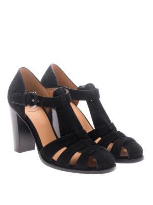 Church's: sandals online - Kelsey 2 suede sandals
