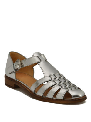 Church's: sandals online - Kelsey patent sandals