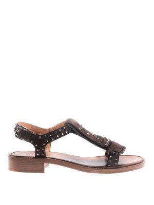 Church's: sandals - Roseanna suede sandals