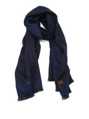 Church's: scarves - Wool and angora scarf