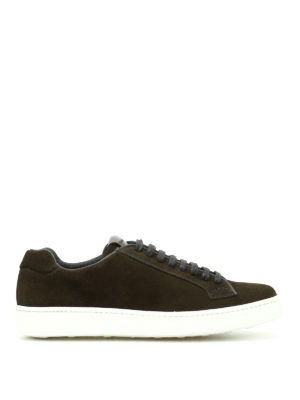 Church's: trainers - Mirfield suede sneakers
