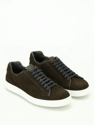 Church's: trainers online - Mirfield suede sneakers