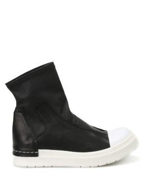 Cinzia Araia: ankle boots - Napa sock ankle boots