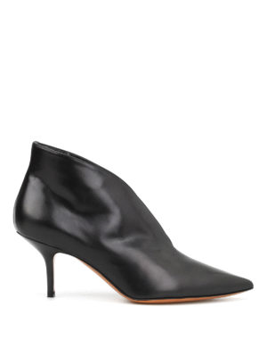Céline: ankle boots - Essential V-neck ankle boots