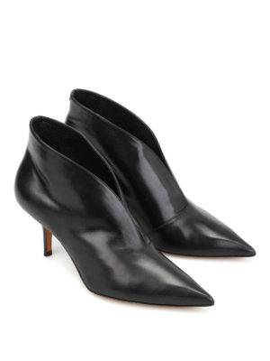 Céline: ankle boots online - Essential V-neck ankle boots