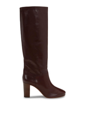 Céline: boots - Heritage leather boots