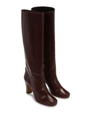 Céline: boots online - Heritage leather boots