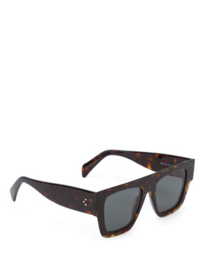 Céline: sunglasses - Spotted sunglasses