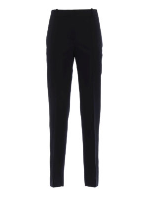 Céline: Tailored & Formal trousers - Formal wool trousers