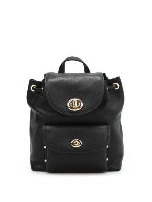 Coach: backpacks - Mini Turnlock backpack
