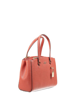 Coach: bowling bags online - Stanton Carryall bag