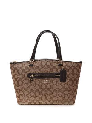 Coach: bowling bags - Prairie satchel