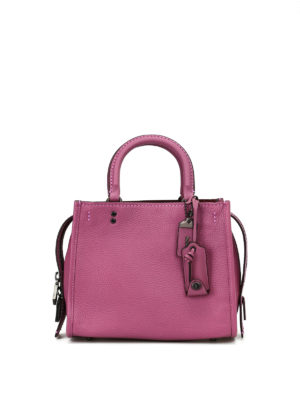 Coach: bowling bags - Rogue 25 grained leather bag